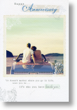 Beside You, Anniversary Card