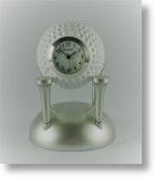 Miniature Golf Ball Clock
