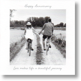 Journey, Anniversary Card