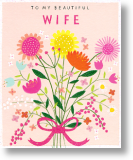 Wild Flower Bouquet - Wife