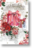 Bells & Ribbons, Daughter Christmas Card