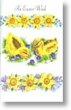 Ducklings, Easter Card