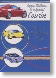 Sports Cars - Cousin