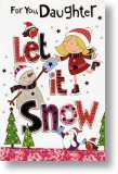 Let It Snow - Daughter