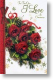 Yuletide Bouquet - One I Love