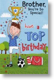 Top Birthday - Brother