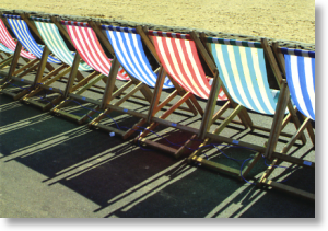 Stripey Deck Chairs