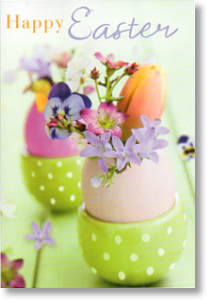Egg Cups - Small Card
