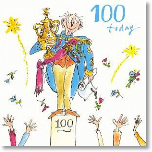 Hip Hip Hooray! - 100th
