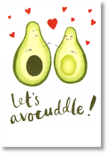 Let's Avocuddle!