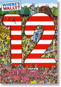 Where's Wally? - 12th