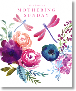 On the Wing, Mother's Day Card
