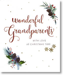 Magic of Christmas - Grandparents