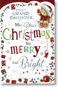 Merry and Bright - Granddaughter