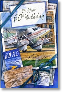 Flying Boat - 60th