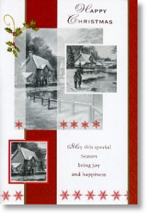 House by the River, General Christmas Card