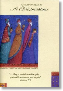 Magi, General Christmas Card