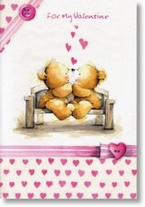 Teddies On Bench