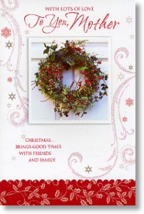Berry & Ivy Wreath - Mother