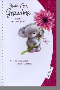 A Little Message - Grandma