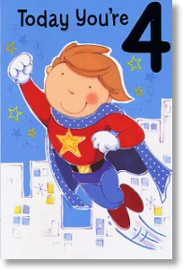 Super-Hero, 4th