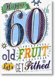 Let's Get Pithed - 60th