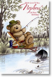 Fishing-Bear, Nephew
