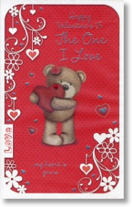 Heart is Yours - Large Card