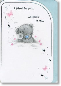 A Friend Like You - Small Card