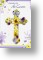 Floral Cross, Easter Card